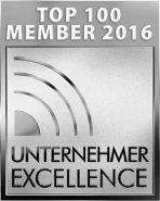 Top 100 Member 2016 Unternehmer Excellence
